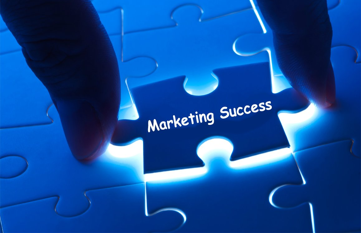 Marketing Success in Three Simple Steps