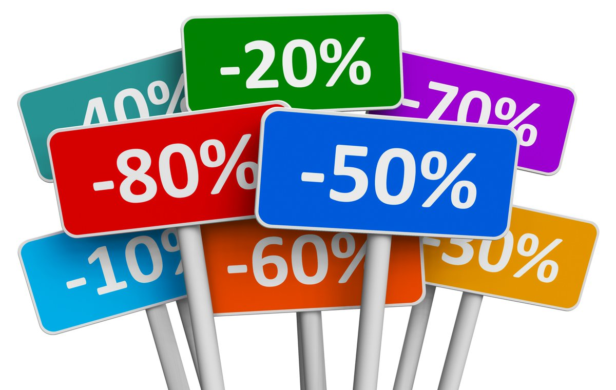 The Marketing of Discounts